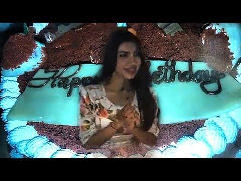 فلسطين اليوم - شاهد عيد ميلاد الممثلة فاطمة عبدالرحيم