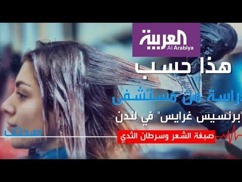 فلسطين اليوم - شاهد دراسة تكشف  الرابط بين استخدام صبغة الشعر والإصابة بسرطان الثدي