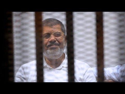 فلسطين اليوم - شاهد العميد جمال دياب يؤكد أن محمد مرسي سجين يتم التعامل بشكل طبيعي