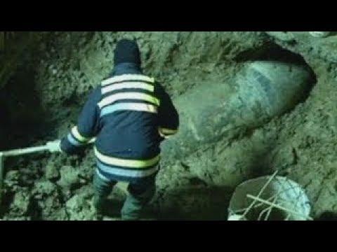 فلسطين اليوم - شاهد 7 أشياء لا تصدق وجدت أثناء أعمال الحفر