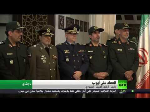 فلسطين اليوم - شاهد دمشق تؤكّد أنّ واشنطن تعيق عمليات الجيش السوري