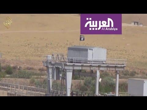 فلسطين اليوم - شاهد الرقعة الجغرافية لتنظيم داعش تتقلص في سورية والعراق