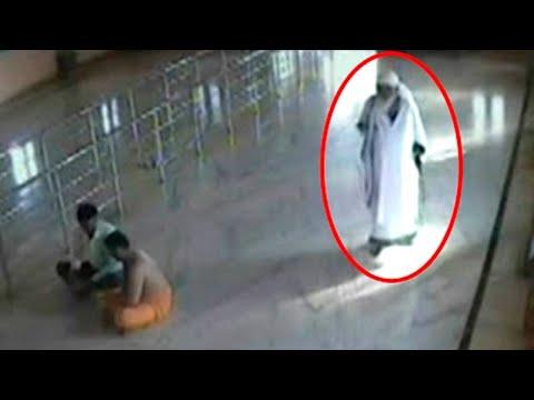 فلسطين اليوم - شاهد قناة على يوتيوب تزعم رصد 5 ملائكة بالكاميرات