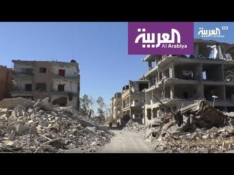 فلسطين اليوم - الألغام والخلايا النائمة تؤجلان إعلان النصر رسميا في الرقة
