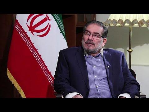 فلسطين اليوم - شاهد الأمين العام للمجلس الأعلى الإيراني يؤكد عدم تجاهل مصالح بلاده