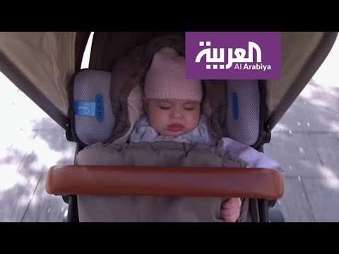 فلسطين اليوم - بالفيديو ابتكار وسادة تحمي الرضع من التلوث