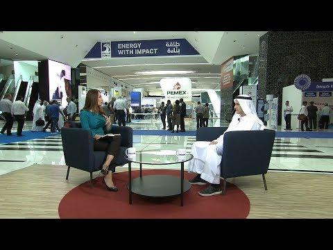 شاهد سكاي نيوز عربية تحاور علي خليفة الشامسي