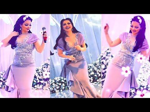 وصلة رقص ديانا كرزون في حفل زفاف