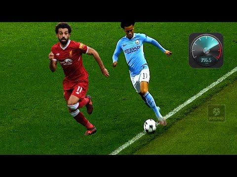 إحراج لاعبي الخصم بالسرعة في كرة القدم