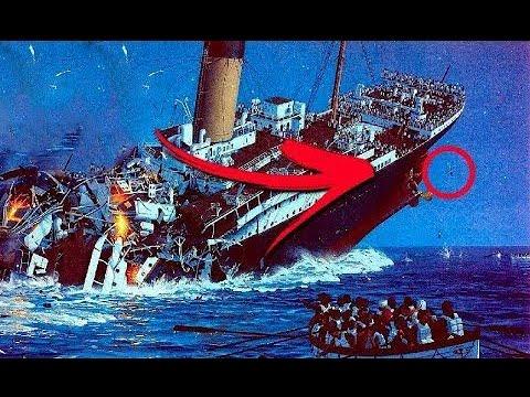بالفيديو 7حقائق لا تصدق عن سفينة التايتنك