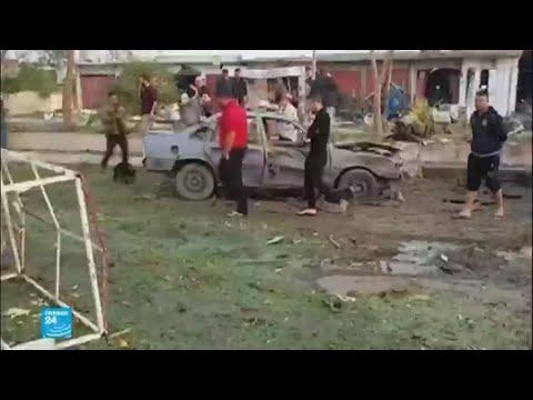 شاهد 24 قتيلاً في انفجار سيارة مفخخة في طوزخورماتو
