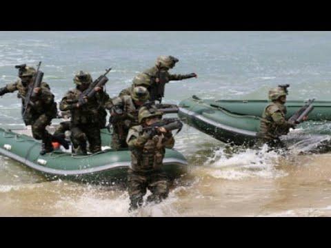 بالفيديو جندي كوري شمالي يفر تحت وابل من الرصاص إلى كوريا الجنوبية
