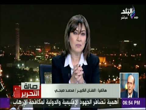 فيديو محمد صبحي يرى أنّ بريطانيا وأميركا وتركيا وقطر هم يصنعون التطرّف