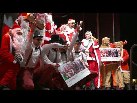 بطولة العالم لـ  سانتا كلوز بمشاركة 27 فرقة