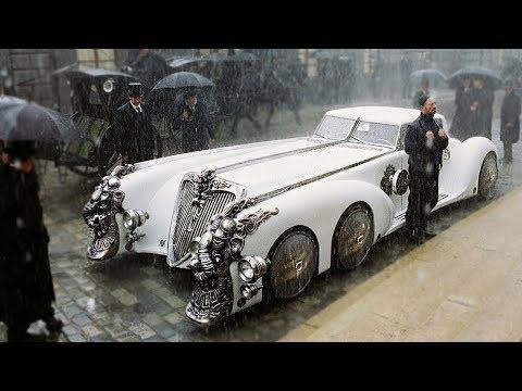 أكثر السيارات ندرة في التاريخ