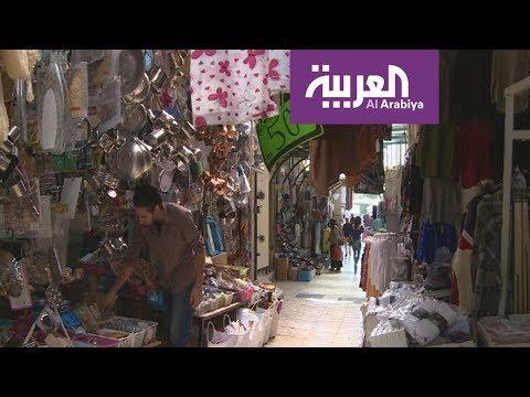 شاهد سوق الناصرة القديم بريق خفت باختفاء الحرف اليدوية والمهن القديمة