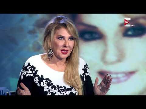 نادية الجندي تروي قصة طلاقها من عماد حمدي