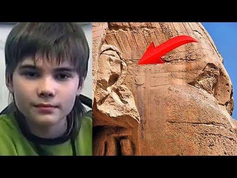 شاهد الطفل العبقري الروسي يؤكّد أنّ البشرية سوف تتغير