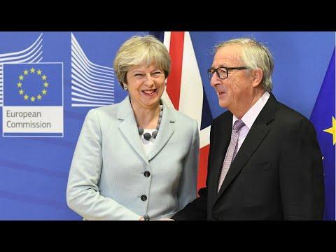 المفوضية الأوروبية تتوصل إلى اتفاق مع الحكومة البريطانية عن بريكست