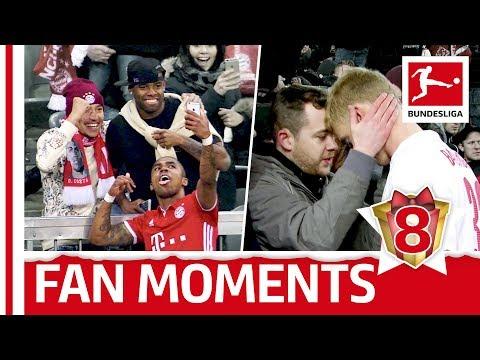 شاهد لقطات تستحق المشاهدة للجماهير الألمانية مع اللاعبين