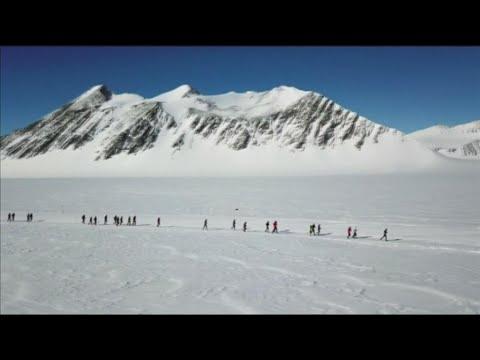 اكتشاف في القطب الجنوبي قد يثبت وجود الكائنات الفضائية