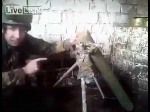 جندي أوكراني يفجر نفسه بعد إلقاء محاضرة عن السلامة