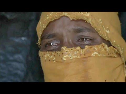 شاهد الاغتصاب المنهجي كأداة لترهيب وابادة شعب الروهينغا
