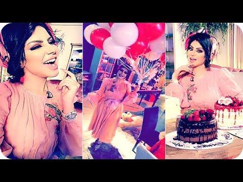 حليمة بولند تحتفل بعيد ميلادها مع صالح الراشد