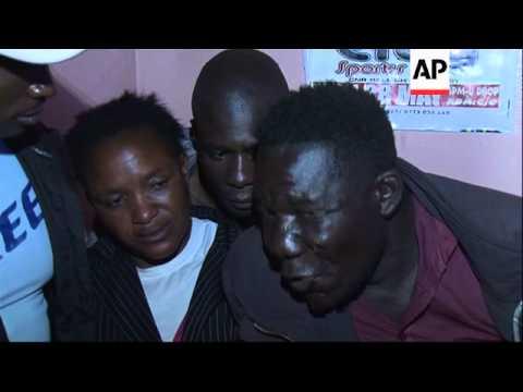 شاهد زيمبابوي يفوز بلقب «أقبح رجل في العالم»
