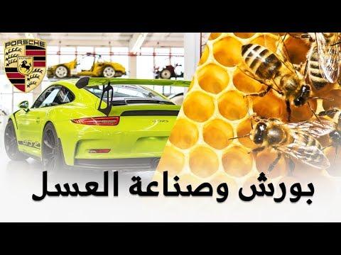 شاهد بورش وصناعة العسل في المانيا ب15 مليون نحلة