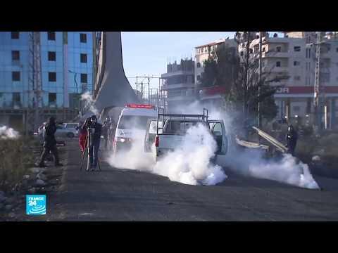 شاهد الجيش الإسرائيلي يشن غارات على غزة