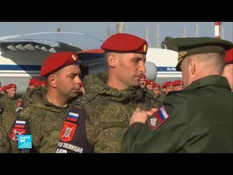 مئات الجنود الروس عادوا من سورية أخيرًا