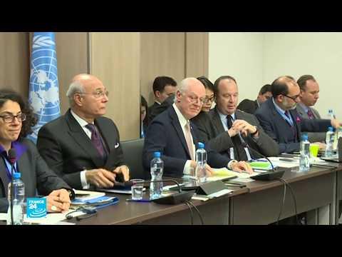 المعارضة السورية تؤكّد أنّ موسكو تدير كواليس جنيف
