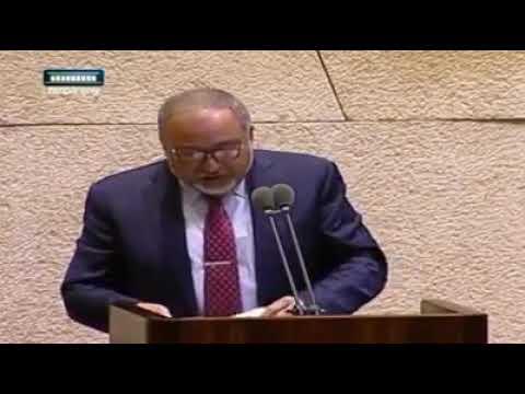 شاهد النائب في الكنيست أحمد الطيبي يتصدى إلى أفيغدور ليبرمان بشموخ وقوة