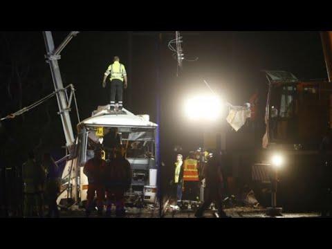 حادث سير مريع في منطقة ميلاس في فرنسا