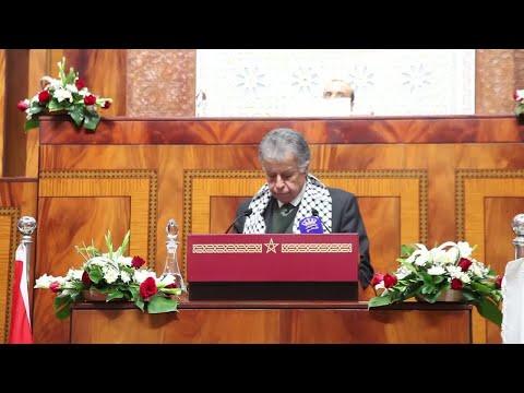 اجتماع رؤساء البرلمانات العربية يدين قرار ترامب بشأن القدس
