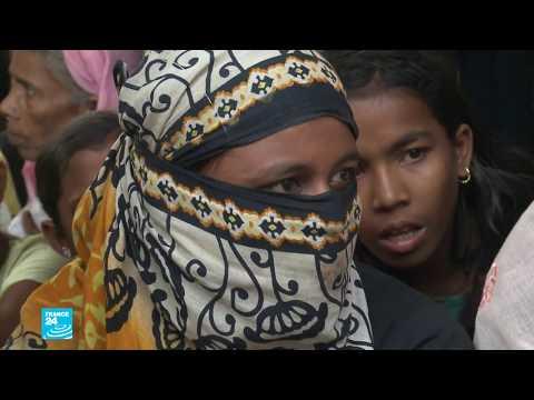 إمكانية توطين لاجئي الروهينغا في بغلادش