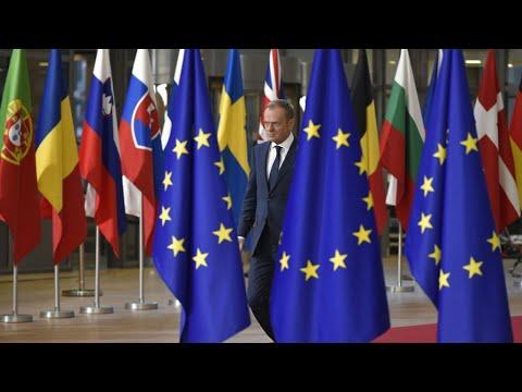 موقف الاتحاد الأوروبي من استقبال المهاجرين وإعادة توطينهم