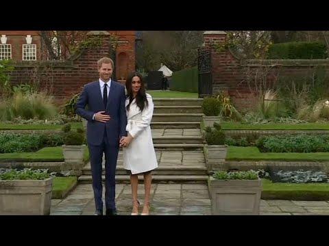 زفاف الأمير هارلي على الممثلة الأميركية ميغان ماركل في 19 أيار المقبل