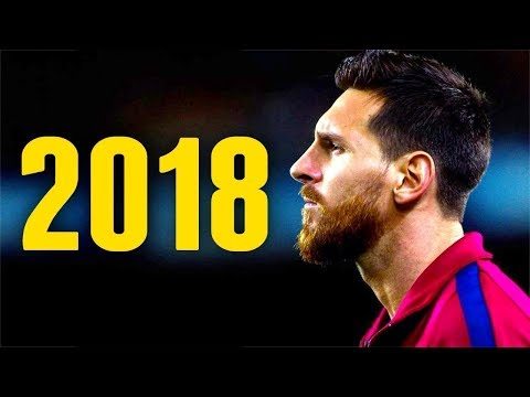 أفضل مهارات وأهداف ليونيل ميسي في 2017