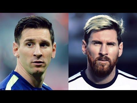 أشهر 30 لاعب كرة قدم باللحية ودونها فأيهما أجمل