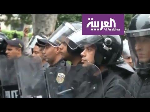 شاهد تحديات احتجاجات الغلاء في تونس
