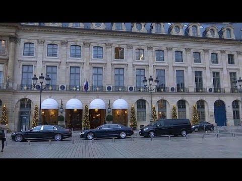شاهد سطو مسلح على فندق الريتز وسرقة مجوهرات بأكثر 4 ملايين يورو