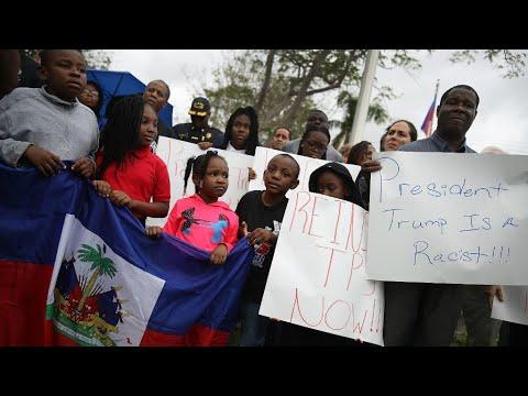 شاهد تنديد دولي واسع بتصريحات ترامب العنصرية