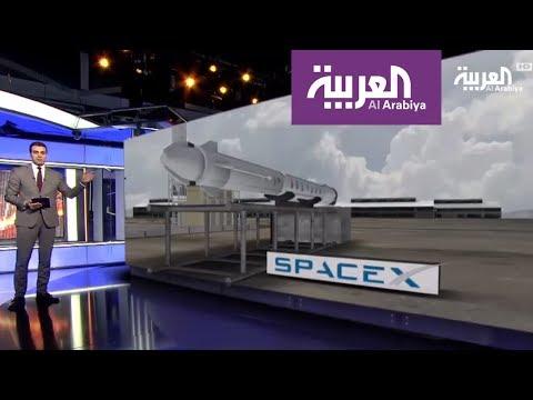 شركة spacex تنفذ مهمة فضائية سرية للحكومة الأميركية