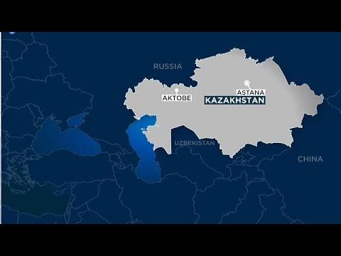 شاهد مقتل 52 شخصًا في كازاخستان