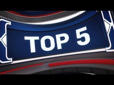 اللقطات الأبرز في مباريات الجمعة لدوري السلة الأميركي