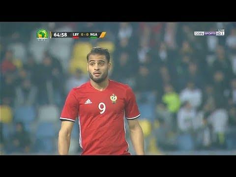 ملخص مباراة ليبيا ونيجيريا