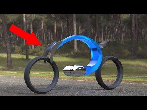 أغرب 10 دراجات حديثة رائعة