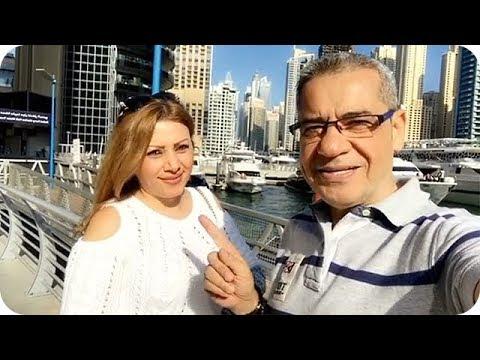 مصطفى الأغا يغازل زوجته على طريقته الخاصة